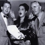 Alan Young with Dorothy Lamour & William Powell