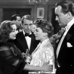 Bette Davis, Gary Merrill, Anne Baxter, George Sanders (All About Eve 1950)