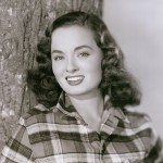 "Ann Blyth (We feature her with Jeff Chandler in Family Theater's ""Finding In The Temple"""