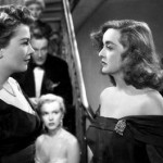 All About Eve Anne Baxter (L) & Bette Davis (R)