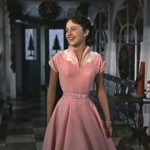 Anne Whitfield in White Christmas