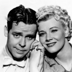 Arthur Lake (Dagwood) Penny Singleton (Blondie)