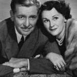 Benita Hume and Ronald Colman (The Halls of Ivy)