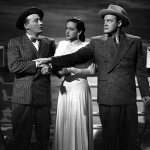 Dorothy Lamour with Bing Crosby & Bob Hope (The Road To Rio)