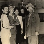 The Andrews Sisters with Bing Crosby