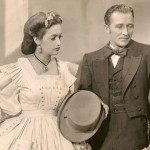 Bing Crosby with Dorothy Lamour in Dixie 1943
