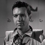 Johnny Dollar actor Bob Bailey (in 1944's A Wing & A Prayer)