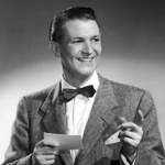 Bud Collyer (Radio's Superman but also host of To Tell The Truth & Beat The Clock)