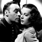 Charles Boyer with Hedy Lamarr (in Algiers 1938)