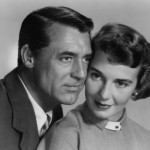 Cary Grant with wife, Betsy Drake