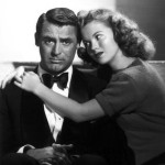 Shirley Temple with Cary Grant