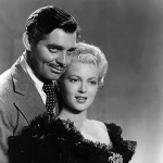 Lana Turner with Clark Gable