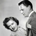 Wendell Corey with Barbara Stanwyck