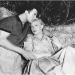 Cornel Wilde with Betty Hutton (Greatest Show On Earth)
