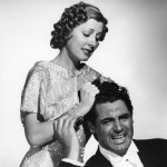 Irene Dunne and Cary Grant (My Favorite Wife 1940)