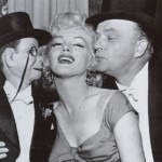 Edgar Bergen (with Charlie & Marilyn)
