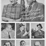 Fibber McGee and Molly Cast (Click Two Times To See Whole Card)