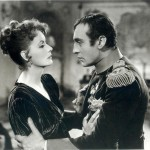 Charles Boyer with Greta Garbo (in Conquest 1937)
