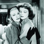 Ginger Rogers (with Katharine Hepburn in Stage Door)