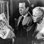 Gerald Mohr (with Mamie Van Doren in Girls, Guns & Gangsters