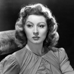 "Greer Garson 1941 (We feature her in Suspense ""Night Before Christmas"")"