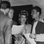 France Langford (with Bob Hope & Frank Sinatra)