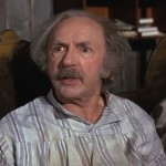 Jack Albertson (Willy Wonka & The Chocolate Factory)