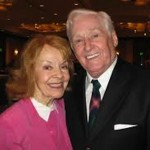 Alan Young with Janet Waldo