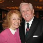 Janet Waldo with Alan Young