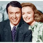 Jimmy Stewart & Donna Reed (It's A Wonderful Life)