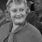 Jody Gilbert (Rosa in Life With Luigi) From Shadow Of The Thin Man