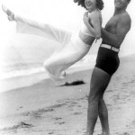 Joel McCrea with wife Frances Dee