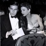 John Hodiak & wife Anne Baxter