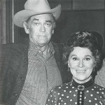 John McIntire (with wife Jeanette Nolan)