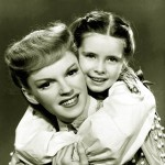 Judy Garland and Margaret O'Brien (Meet Me In St. Louis 1944)