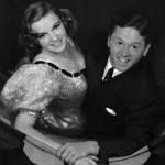 Judy Garland with Mickey Rooney (Strike Up The Band)