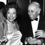 George Raft with Judy Canova 1979
