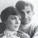 Blake Edwards with wife, Julie Andrews