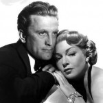 Kirk Douglas with Lana Turner (The Bad & The Beautiful 1952)