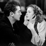 Victor Mature with Coleen Gray in Kiss Of Death 1947