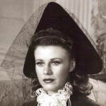Ginger Rogers (in Kitty Foyle 1940)