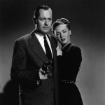 Robert Montgomery & Audrey Totter (The Lady In The Lake)