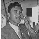 Leslie Charteris (Creator Of The Saint)