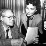 Lionel Barrymore & Agnes Moorehead (Mayor Of The Town)