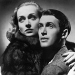 Jimmy Stewart with Carole Lombard (Made For Each Other 1939)