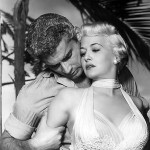 Jeff Chandler with Marilyn Maxwell
