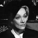 "Marlene Dietrich in ""Judgment at Nuremberg"" 1961"