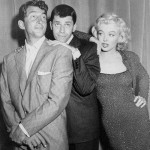 Jerry Lewis with Dean Martin & Marilyn Monroe