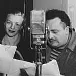 Lou Merrill with Lucille Meredith