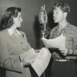 Mickey Rooney & Judy Garland (Babes In Arms Radio Production)